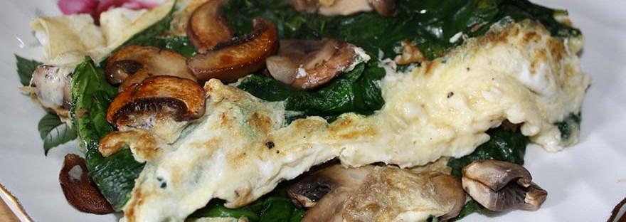 eggs-mushrooms-spinach