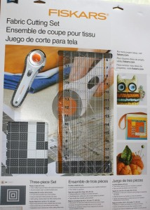 Fiskars Fabric Cutting Set