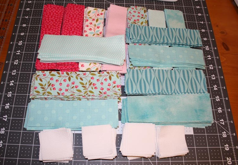 Fabric for Pins and Stripes