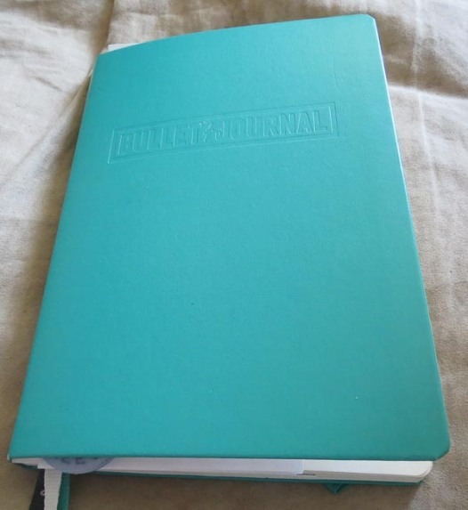 Bullet Journal Front