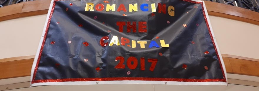 Romancing the Capital Banner