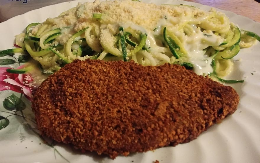 Chicken with Parmesan and Smoked Paprika