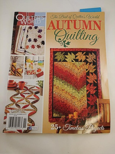 Nov 2017 issue Quilter's World