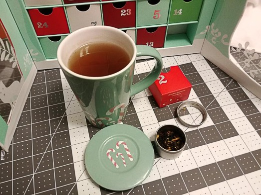 Chocolate Macaroon Tea