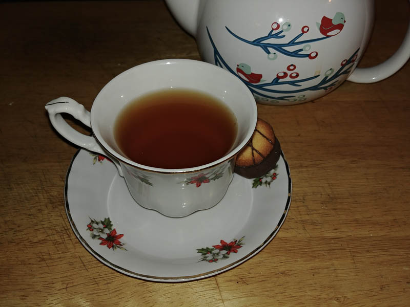 Alpine Punch Tea
