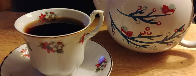 Coffee Pu'erh