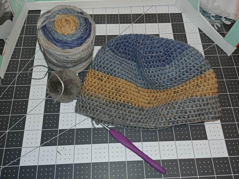 Caron Cupcake Hat