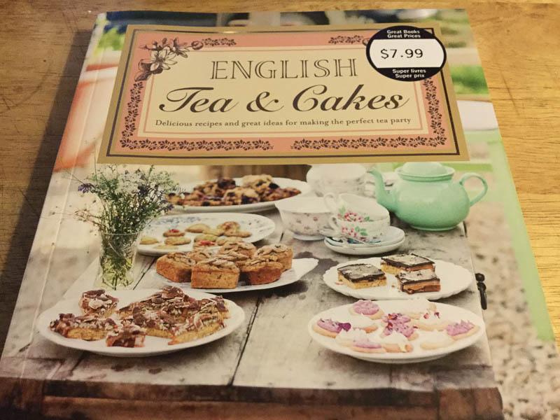 English Tea and Cakes