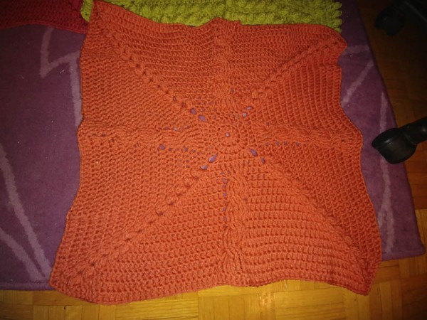 Back to Crafting – Spring SAL with The Crochet Crowd and JOANN