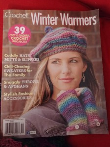 Winter Warmers, Crochet! Magazine