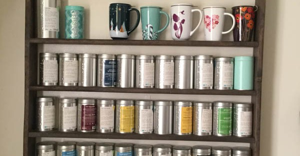 Tea Shelf