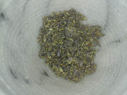 Lavender Buds Ground