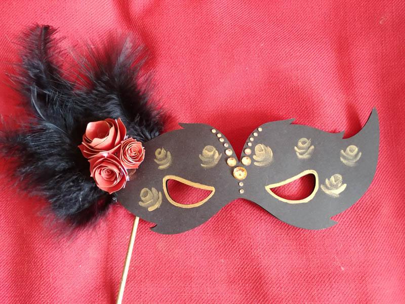 Masquerade Mask 1